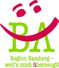 Regionalsiegel der Regionalkampagne Bamberg