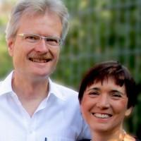 Reinhold Burger und Ilona Munique, Bienen-leben-in-Bamberg.de