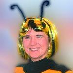 Bamberger Schulbiene von Bienen-leben-in-Bamberg.de