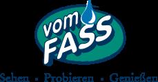 """Logo """"Vom Fass"""" Bamberg"""