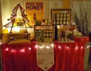 Standprobe zum 1. Honig- und Imkermitmach-Markt Bamberg