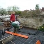 Vorbereitungen zum Tag der offenen Gärtnereien Bamberg