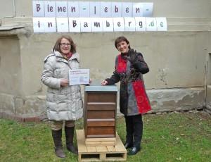 Bienepatenschaft Dr. Regina Hanemann