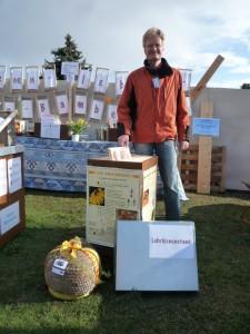 Lehrbienenstand von Bienen-leben-in-Bamberg.de