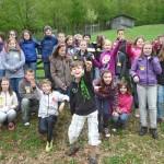5te Klasse der Realschule Hirschaid