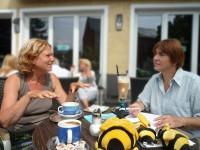 Ursula Sowa und Ilona Munique im Interview