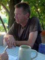 Ein nachdenklicher Andreas Lösche