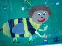Bienenzeichnung