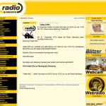 "Radio Bamberg, Anzeige ""Heike trifft …"""