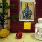 """""""Altar"""" des Heiligen Ambrosius"""