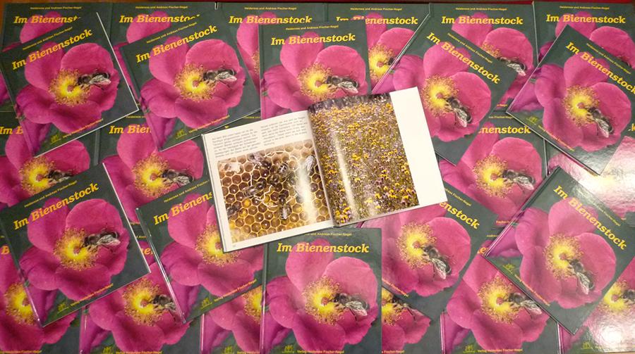 """30 Bücher """"Im Honigstock"""""""