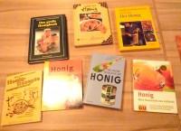 Honigbücherauswahl