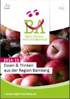 Titelblatt Broschüre Regionalsiegel Verkaufsverzeichnig 2014-15