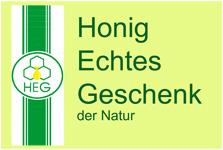 Logo Honigerzeugergemeinschaft, HEG Süddeutschland