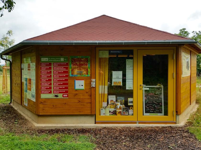 Bienen-InfoWabe (BIWa) Juli 2016