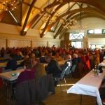 Stadthalle Eltmann, Frühjahresversammlung 2014 der HEG