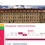 Sitzungstermine Stadt Bamberg, Bau- und Werkssenat