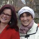 Carmen Dechant und Ilona Munique