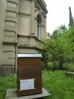 Bienenpatenbeute von Dr. Regina Hanemann, Bamberg