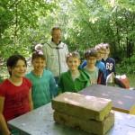 Schüler der BienenAG