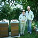 Das BLIB-Team Ilona und Reinhold