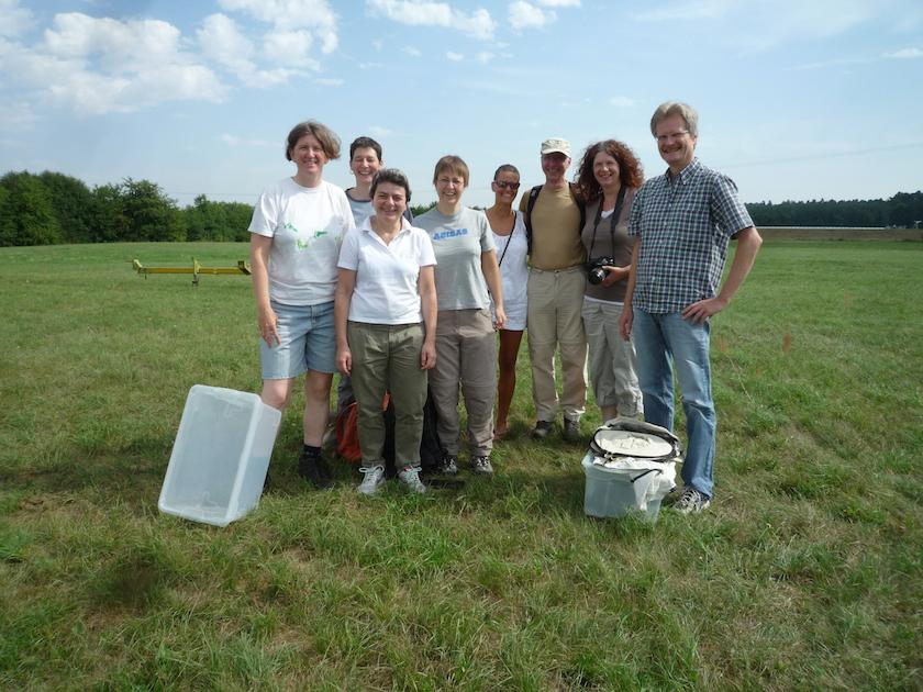 Honigschleudergruppe Buger Wiesen 2