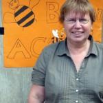 Dr. Christa Horn, neue Leiterin der Bienen-AG