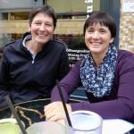 Interview mit Bienenpatin Ina Kudlich und Ilona Munique