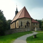 Wallfahrtskirche Heilig Kreuz, Kreuzberg, Hallerndorf