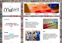 Malort Bamberg, Homepage