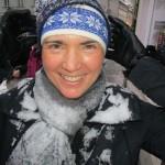 Schneefrau Ilona