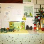 Projektinfostand auf dem Weihnachtsmarkt