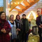 Michaela, Jeannette, Familie Michel, Reinhold