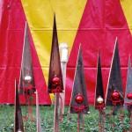 Impressionen am Weihnachtsmarkt Don Bosco (Brennholzdesign Balling)