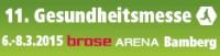 Logo Gesundheitsmesse 2015