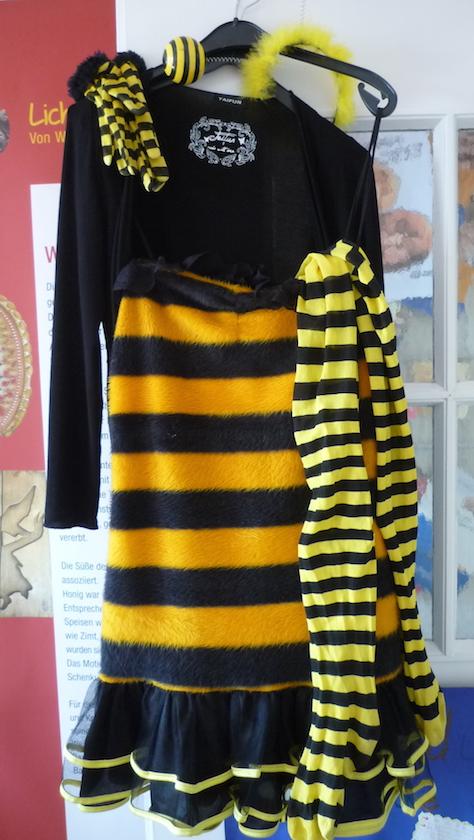 Schulbienen-Kostüm
