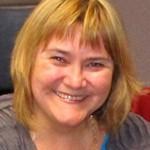 Bienenpatin Sabine Saam