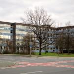 Wirtschaftsschule Bamberg, Blaue Schule