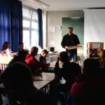Schulbienenunterricht