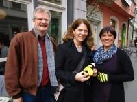 Treffen mit Birgit Dietz