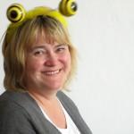 Sitzungsbegleiterin Sabine Saam