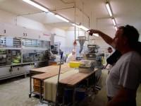Backstube der Lecker-Bäckerei Loskarn