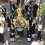 Fronleichnamsprozession in Bamberg 2015