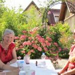 Ilona, Gabi und Jeannette Frank
