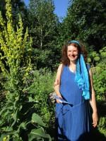 Vortragende Dr. rer. nat. Elke Puchtler Aromagartenfest 2015