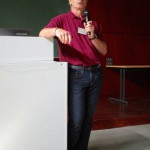 Dr. Stefan Berg, Leiter des Fachzentrums Bienen der LWG