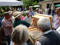 Lagerbeute Bienen-Lutz