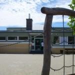 Schulhof der Lichteneicheschule Memmelsdorf