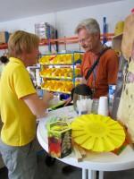 Freundliche und fachkundige Einkaufsberatung in der HEG Eltmann