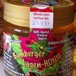 Babmberger Lagenhonig, 250g